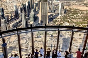 Emaar Clears Rumors About Selling Burj Khalifa 'At The Top' Viewing Decks