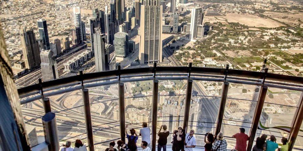 Emaar Clears Rumors About Selling Burj Khalifa 'At The Top' Viewing Decks