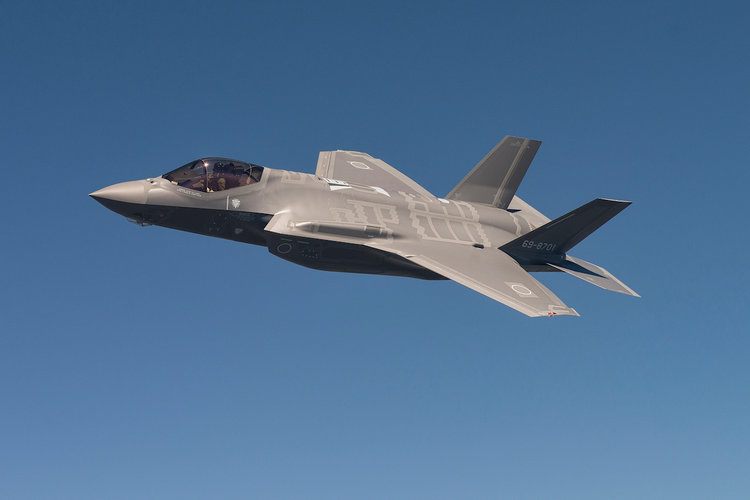 Lockheed Martin Accomplishes Target of 131 Jets in 2019