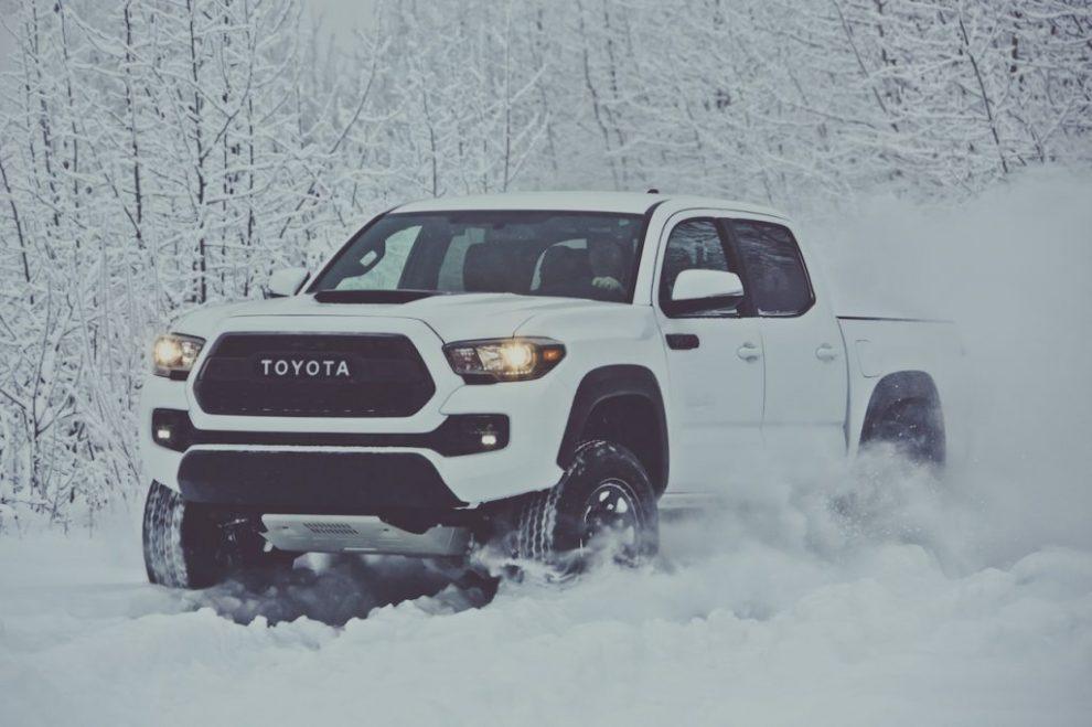 Sendy Gets Toyota Back Up
