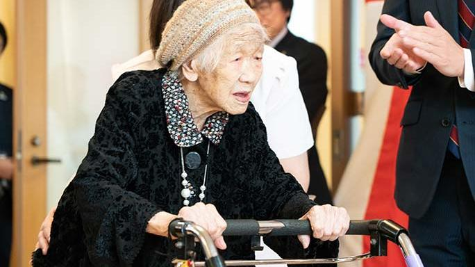 Japanese Woman Retains Guinness World Record of Eldest Person on Planet, Turns 117
