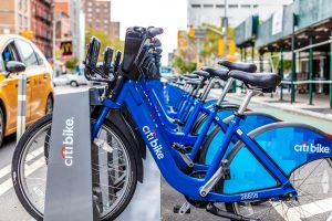 Lyft Brings Back Shares Electric Bike Rentals in NYC With Citi