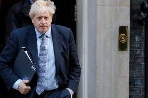 UK PM Johnson Bids to Bring Investment and Employment Back to Shuttered Steelworks