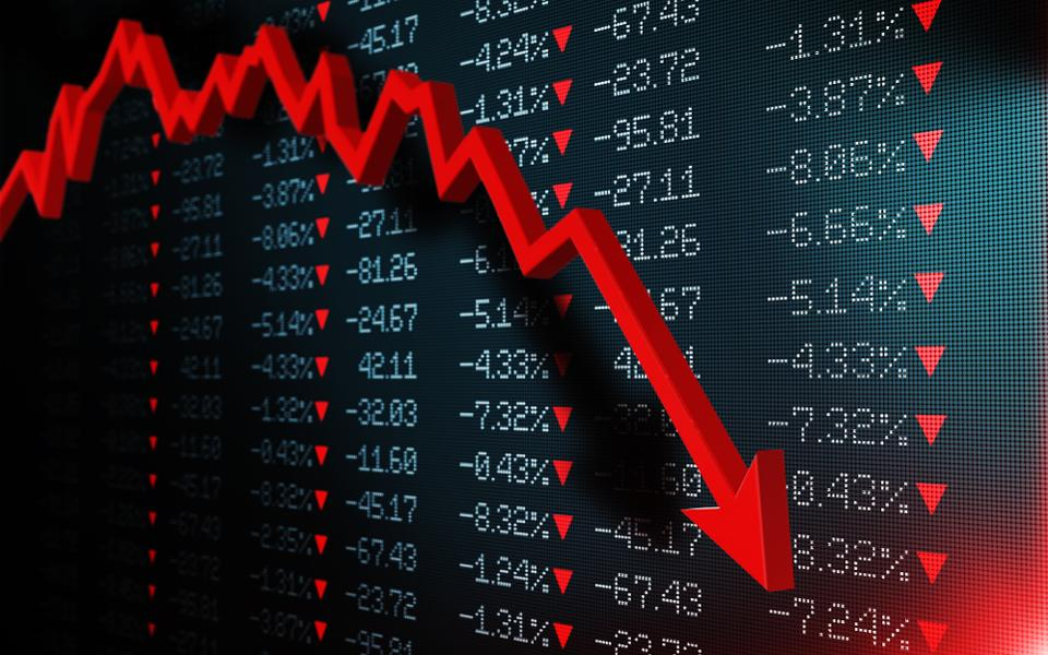 Stock Market Is Still Showing Signs of Downfall