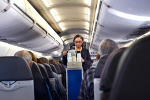 Social Distancing Is Having a Heavy Impact on the Airlines