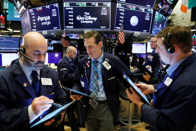 Dow Stocks Are Seeing A Positive Future