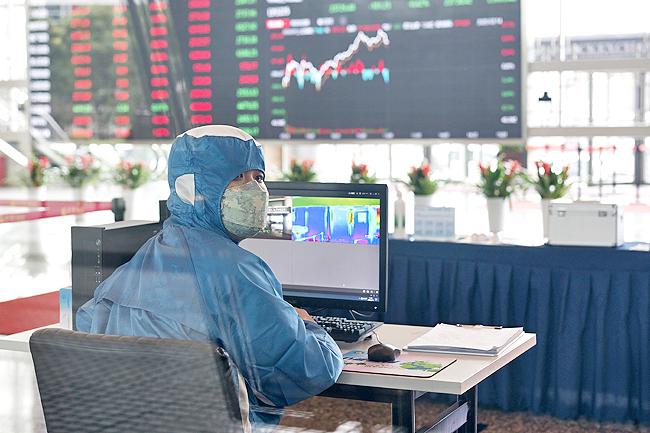Coronavirus Intensity Gets Denser On Stock Market