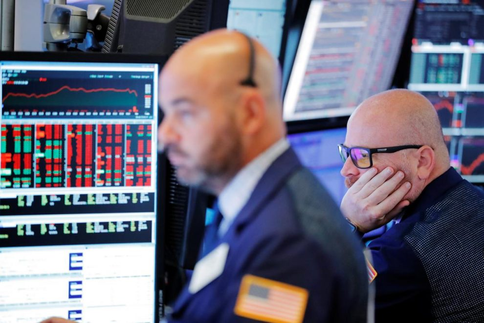 Stock Futures Are Continuously Falling