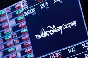 Disney's Stock Falls 58%