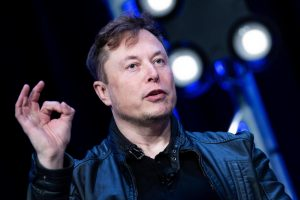 "Musk Says Social Distancing Is Just ""Fascist"""