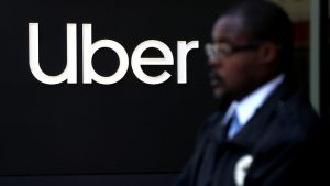 Uber's Stock Has Jumped Up Today