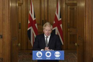 Coronavirus: Till December 2nd, 2020 UK England will be lockdown declares by Boris Johnson